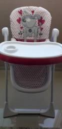 Cadeira para Refeição Crianças de 6 meses até 23 Kg Unissex