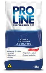 Ração Pro Line Adulto 15kg