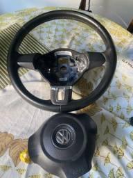 Volante com airbag ativo Jetta