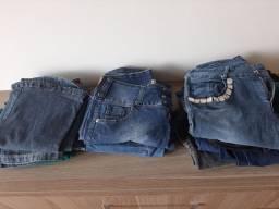 calças jeans feminina 42 e 40