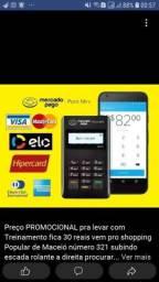 Maquinetas mercado pago crédito ou débito