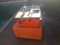 Máquina de solda/ Máquina de cortar rodapé