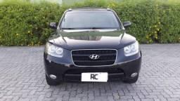 SANTA FÉ 2008/2009 2.7 MPFI GLS 7 LUGARES V6 24V GASOLINA 4P AUTOMÁTICO