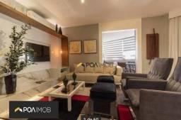 Apartamento com 03 dormitórios no bairro Petrópolis