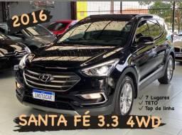 HYUNDAI SANTA FE (7 LUG. N. SERIE) GLS 4WD-AUT 2.7 V6
