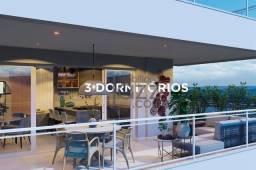 Título do anúncio: Apartamento com 3 dormitórios à venda, 112 m² por R$ 738.555 - Represa de Rifaina - Rifain