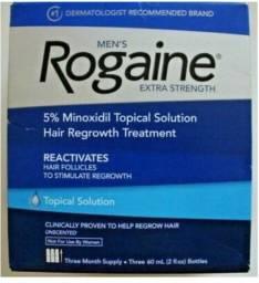 Rogaine minoxidil 5%