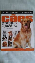 Enciclopédia Ilustrada - Cães Grandes & Médios