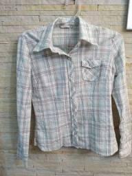 Camisa feminina marca Siberian P