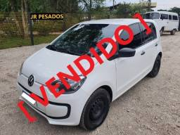 Vw up take 1.0 msi 2015 4 portas completo segundo dono