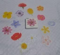 Adesivos florais