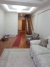 Cobertura Duplex mobiliada c/2 Quartos em Corrêas