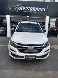 Gm.S.10 Ltz 2017/2018 Flex Cab.Dupla. 4 x 4 Automatica.Branca