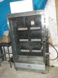 Máquina de assar frango