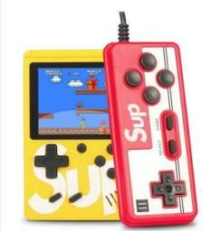 Game Boy Sup Com 400 Jogos Incluindo Clássicos Retrô Como Mário Bros