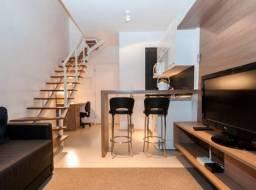 Loft para alugar com 1 dormitórios em Cidade monções, São paulo cod:FL0018_SALES