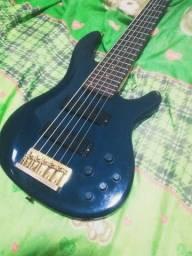 Baixo Yamaha TRB 6ii japonês comprar usado  Goiana
