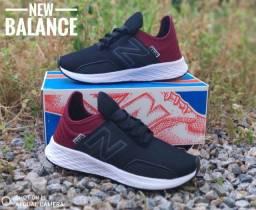 Tênis New Balance Confortável e Leve