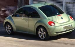 New Beetle verde automático 2.0 08/09 c/ teto solar