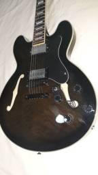 Guitarra semi acústica Phoenix