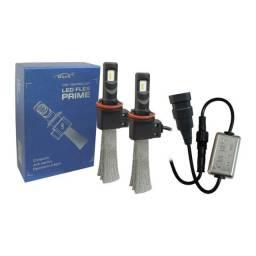 Kit Lâmpada Super Led Flex Prime Csp 12v 6000k RAYX - H1 H3 H7 H11 HB3 HB4 H27