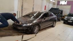 Honda Civic 2014/2015 (Batido)
