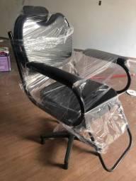 Cadeira de salão profissional nova !!
