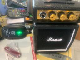 Mini Amplificador Marshall