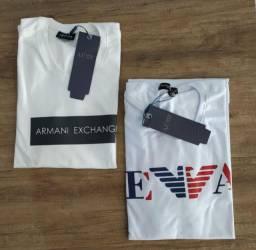Camisetas Fio 40.1 linha AAA+