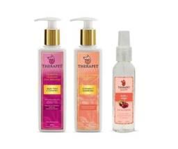 Kit Com 01 Shampoo, Cond 300ml + 1 Perfume 120ml P/ Filhotes