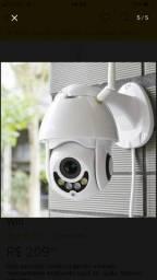 Camera 360 a prova d?água com áudio , alarme , escuta