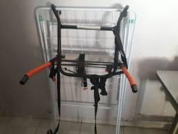 Suporte para transportar bicicletas em carro