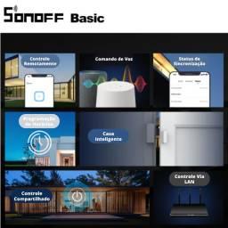Sonoff Basic - O controle de sua casa na sua mão