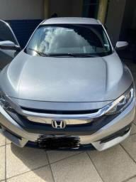 Honda civic exl, 2017 único dono, novíssimo!!!!