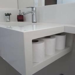 Lavatórios Pias Banheiros Mármores e Granitos