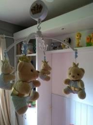 Mobile p quarto de ursinhos