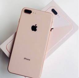 iPhone 8 Plus (rose GOLD) + NF