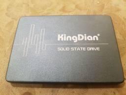 SSD 240GB Kingdian semi novo