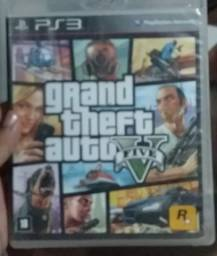 Jogos de PS3, (GTA 5) - (Call of Duty 4)