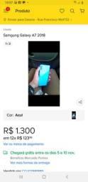 Sansung A7 64GB azul