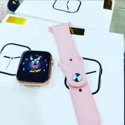 Smartwatch LD5 Faz e recebe ligação.  *