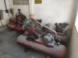 Compressor industriais de alta potência