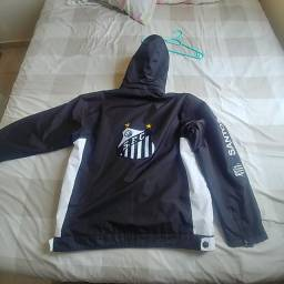 Jaqueta do Santos F.C original tam G