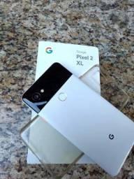 Vendo ou troco Google Pixel 2 XL 128GB branco