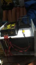 Usina 220AH, Módulos e Processador Digital