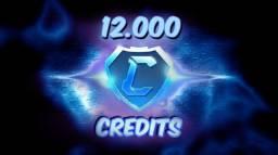 Rocket League: 12.000 credits (PS4)