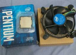 Processador Pentium e Memória