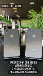 IPhone XR 64 e 128gbs