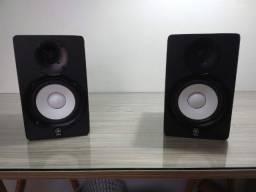 Monitores Estudio Yamaha HS5 o PAR, leia!!