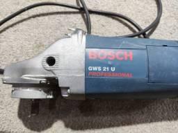 Esmerilhadeira Bosch profissional